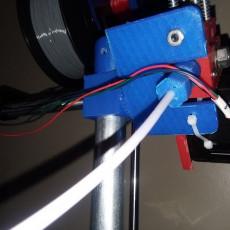 Adjustable angle wades extruder bracket for EMT / EMTdubLZ
