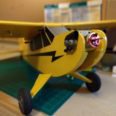 FT Simple Cub Engine