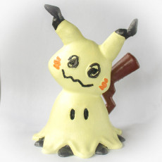 Picture of print of Mimikyu