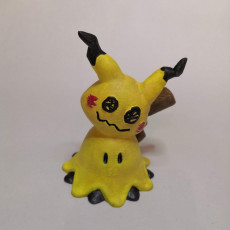 Picture of print of Mimikyu This print has been uploaded by Sarah Bonczek-Simpson