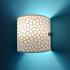 wall lamp voronoï image