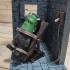 Frankenstein Diorama image