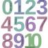 Ojibwe number education aid image