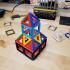 Magnetic Tile Construction Set image