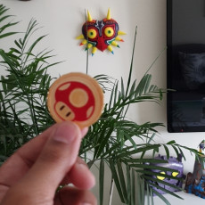 Super Smash Bros poker Chips
