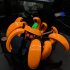Halloween Pumpkin Spider Transformer Multimaterial image