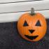 MR. PUMPKIN HEAD/HALLOWEEN JACK O LANTERN FACE/KIDS HALLOWEEN CRAFT image