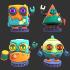 Ravensburger - Primitive Robots image