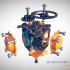 Balloon Powered Radial Engine image