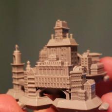 Columbia Miniature Model