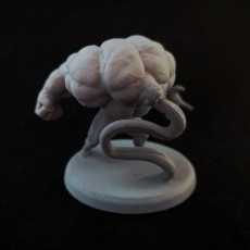Picture of print of Marvel Spiderman Venom Miniature
