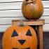 Mr. Pumpkin Head/Jack O Lantern/Scary Pumpkin Face/Kids Halloween Craft image