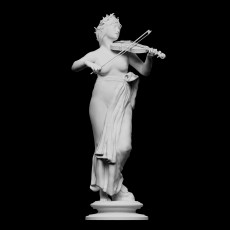 The Violinist (or Allegory of Music)