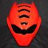 Jungle Fury Red Ranger Helmet image