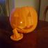 Realistic Jack O lantern image