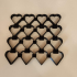 Heart Cookie Cutter image