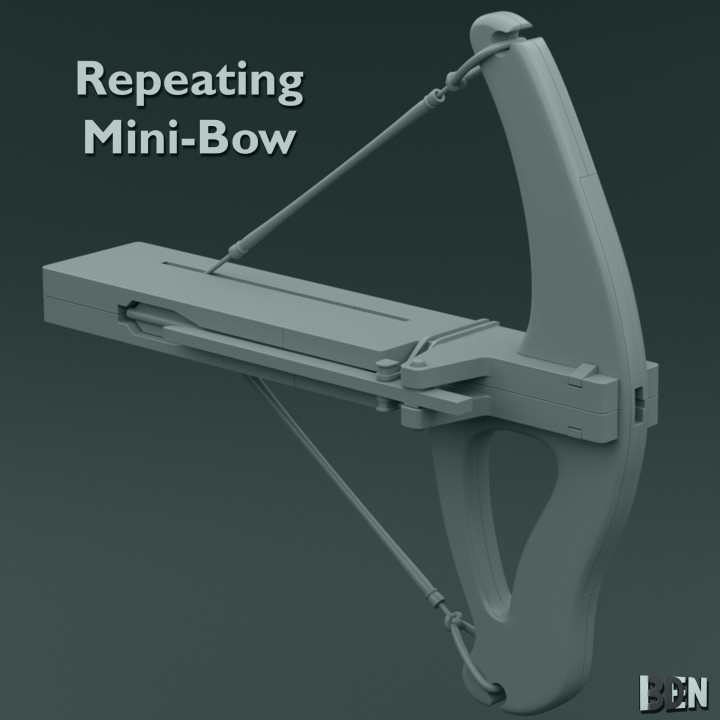 Repeating Mini-Bow