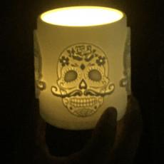 Dia De Los Muertos Cup