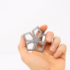 Snowflake Shuriken