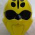 Jungle Fury Yellow Ranger Helmet image