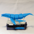Save the Whales (DC Motor Powered Kinetic Whales) image
