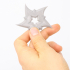 Spinning star shuriken image