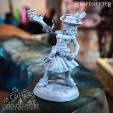 Shapeshifter - Werewolf miniature 32mm (Pre-supported)