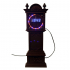 Grandfather Clock Case for EC1515B and DS1302 Rotating Clock Kits image