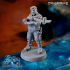 Gambler 32mm Hero Miniature image