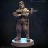 Gambler 32mm Hero Miniature image