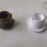 Прижимная втулка советской кофемолки image