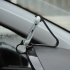 Smartphone clamp for dashboard car image