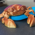 Articulated Crab print image