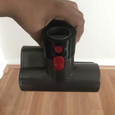 Dyson Vacuum Head hook