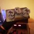 Flame Skull image