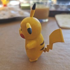 Picture of print of Pikachu(Pokemon)