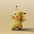 Pikachu(Pokemon) image