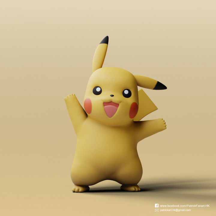 Pikachu(Pokemon)