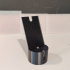 Oneplus 7 & 6T Cupholder mount for 3.5mm jack image