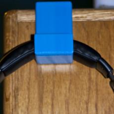 Headphones Hook