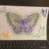 Butterflies Stencils image