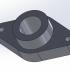 KFL08 8mm bearing holder image