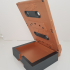 Phone stand_cassette shape image