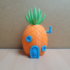 Spongebob Pineapple House Coinbank