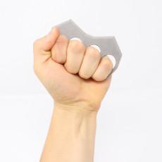 Jagged knuckles