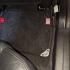 Floor Mat Retaining Clip Rear Mazda Mazda3 3rd gen BM BN Series 2013-2018 image