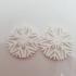 snowflake earring image