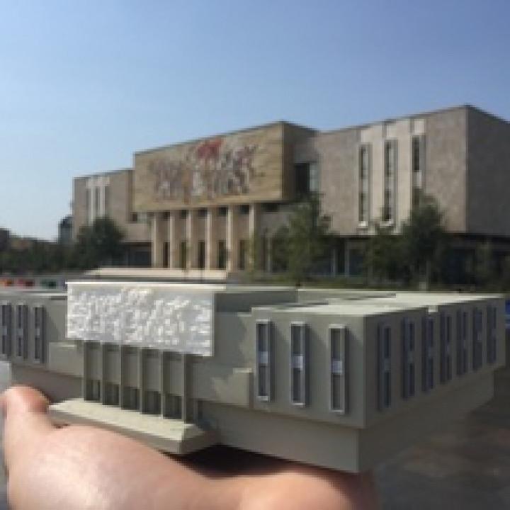 National Museum of History - Albania