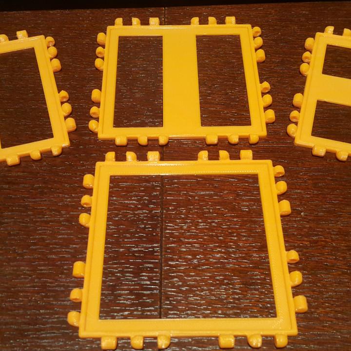 Polypanels // 2x2 Square