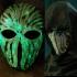 Blank Face Mask image